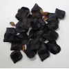 Black Artificial Rose Petals