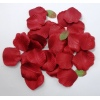 Burgundy Artificial Rose Petals