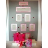 Cerise Silver Wedding Stationery Collection