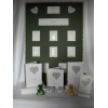 Green Gold Wedding Stationery Collection