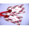 Red Rose Romantic Luggage Tag