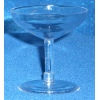 Champagne Plastic Glass Wedding Favour