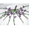 Silk Heather Stems